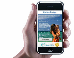 Fertility App launched on ipad/iphone