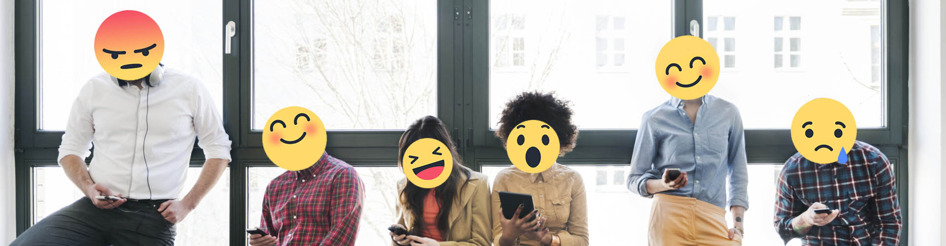 Facebook Reactions – what's it all about?